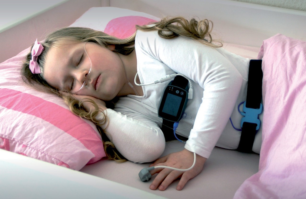 Храп во сне у младенца